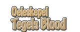Oeleskepel Tegels blood